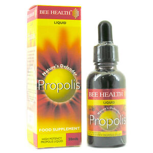 Bee Health Propolis Liquid 30ml Food Grade for Immune System Support