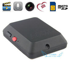 Mini GSM SIM Card Hidden Spy Camera Listening Bug Audio Video Recorder Tracker