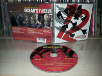 CD OCEAN'S TWELVE - MUSIC FROM THE MOTION PICTURE SOUNDTRACK
