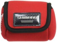 Shimano PC-031L Size M Spinning Reel Cover Reel Size 3000-5000 Red 785848