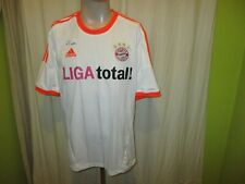"FC Bayern München Original Adidas Auswärts Trikot 2012/13 ""LIGA total"" Gr.XL"