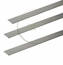 A4 MARINE GRADE STAINLESS STEEL Flat Bar / Strip (Various Size Options)