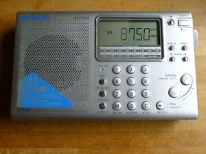 Sangean ATS 505 Weltempfänger Transistorradio Kurzwellenempfänger SSB
