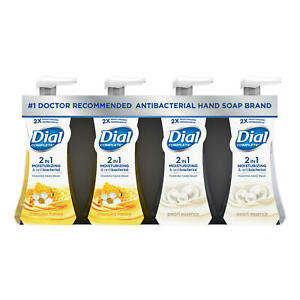 Dial Complete Foaming Hand Wash, Variety Pack (7.5 fl. oz., 4 pk.) Free Ship Hot
