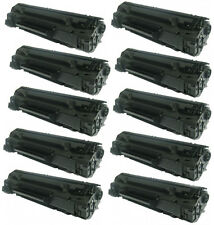 10PK  NON-OEM for HP 35A Laserjet P1005, Laserjet P1006, Laserjet P1007 CB435A