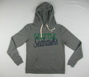Junk Food Women's Seattle Seahawks NFL Hoodie Sweatshirt Size S