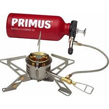 Primus Omnifuel II Including Fuel Bottle - Versatile Multi-fuel Camping Stove