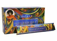 New Satya Golden Era Super Hit Incense Stick Agarbatti From India 15gx3=45g