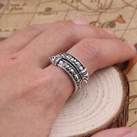 Resizable Snake Ring Scandinavian Viking Stainless Steel Punk Men Women Jewelry