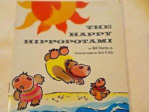 THE HAPPY HIPPOPOTAMI ~ VINTAGE SC ~ BILL MARTIN & BOB VELDE ~ HIPPO