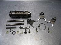 Ducati 916 996 Transmission Shift Drum Forks Shafts Parts Trans Cam Hardware OEM