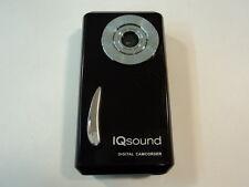 Iqsound Digital 3 Mega Pixel Camcorder Camera Black Lcd 1.5-in Color Iq-8300