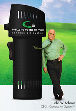 Canless Air Systems 02 Hurricane- Safe and green! Free shipping