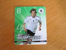 MATS HUMMELS - REWE - DFB - EM 2012 - Sammelkarte Nr. 8