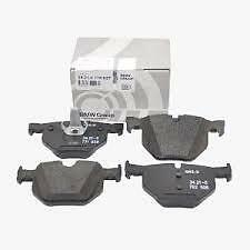 Rear Brake Pad Set Genuine BMW X5 E70 F15 X6 E71 34216776937