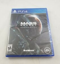 Mass Effect: Andromeda (PlayStation 4 PS4) Brand New Sealed