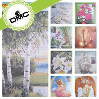 UZ-31 Cross stitch Religious Flowers Landscape Patterns - Embroidery DMC
