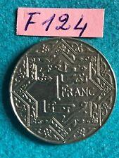 Maroc - Protectorat français : 1 franc 1921  SUPERBE