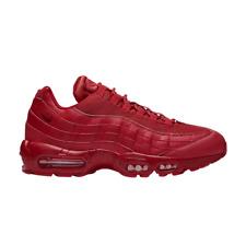 """Men's Nike Air Max 95 Essential """"Triple Red"""" Fashion Casual CQ9969 600"""