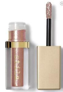 STILA Glitter & Glow Liquid Highlighter KITTEN .20 Fl Oz/ 6 ml NEW Boxed