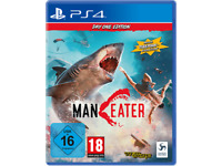 Maneater Day One Edition inkl. PS5 Upgrade inkl. Bonus Code PS4
