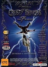 Crusty Demons - The 7th Mission (DVD, 2002) - VG