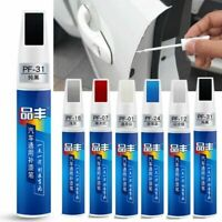 12ML Auto Car Coat Care Paint Pen Touch Up Scratch Clear Remover  Applicator New