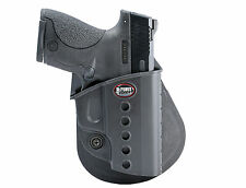 Fobus pps cinturón holster pistolera Walther PPS, Ruger p95, Smith Wesson & s&w m&p