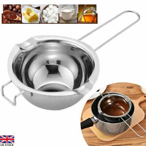 Stainless Steel Wax Melting Pot Double Boiler DIY Wedding Scented Candle Making