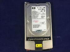 """HP 72,8 GB 10K Wide Ultra320 SCSI 3.5 """"Hard Drive 404709-001 289042-001"""