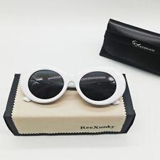 Clout Goggles Kurt Cobain Round Sunglasses Women Men Retro Sun Glasses UV400 Hot
