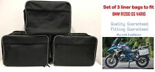 PANNIER LINERS BAGS &TOP BOX BAGS FOR BMW VARIO R1200GS F800GS F650GS EXPANDABLE