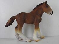 p264- Schleich Pferd- 13272 - Shire Fohlen