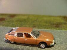 1/87 uh norev citroen cx 2000 marrón claro metalizado