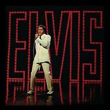 Elvis Presley - NBC TV Special 68 Comeback - Framed Album Cover Print ACPPR48090