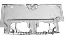 Jeep Wrangler YJ - Licence Plate Holder Stainless - US - 55007403 - 1987/95 -