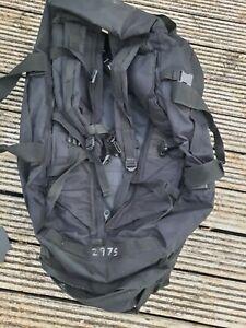 Holdall/rucksack Genuine British Army NATO 80 Litre Deployment Bag used