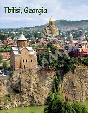 Georgia TBILISI - Travel Souvenir Flexible Fridge Magnet