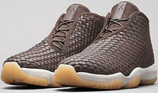 Nike Air Jordan Future Premium LUX SZ 10.5 Dark Chocolate Brown Gum 652141-219