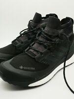 Adidas Mens UK 10 Terrex Free Hiker GTX Shoes Boots G265535 New