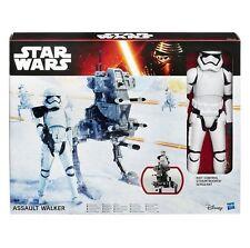 Disney Star Wars Assault Walker Riot Control Stormtrooper Sergeant Action Figure
