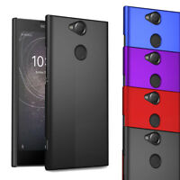 "For Sony Xperia XA2 5.2"" Case - Slim Hard Shell Case Thin Hybrid Cover & Screen"