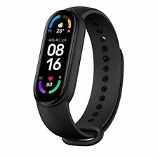Xiaomi Mi Band 6 1.56 Inch Full Touch Screen Fitness Traceker 24h Heart Rate ...