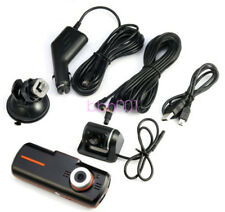 "Auto 2.7"" Dual Lens HD 1080P Car DVR Dash Cam Camera Video Recorder Night Vision"