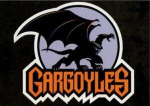 GARGOYLES single trading cards