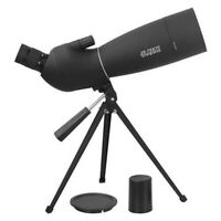 Zoom 25-75X70 Spotting Scope Waterproof with Tripod for Bird Watching Hunting