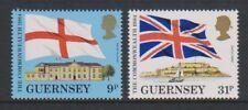 Guernesey - 1984, Liens Avec Le Commonwealth Ensemble - MNH - Sg 294/5