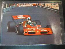 Martini Tecno PA 123 1973 #22 Chris Amon (NZL) GP Monaco