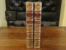 Histoire de Philippe-Auguste Baudot de Juilly 1702 2 volumes EO