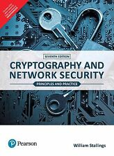 Cryptography and Network Security : Principles and Practice by Stallings 7th ED